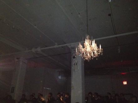 bastian chandelier
